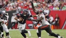 15 crazy stats from Bears' Week 7 loss to Bucs