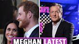 Meghan Markle recalls 'watching Harry rock Archie to sleep' in new interview