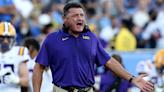 LSU football: Ed Orgeron admits ball spot mistake vs. Central Michigan