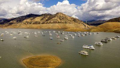 Record rains transform a parched California, but ending drought remains elusive