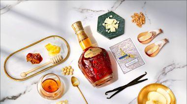 【消費快遞】皇家禮炮王者之鑽 台灣全球首賣 全新21年蘇格蘭威士忌 口感馥郁香甜 尾韻甘醇悸動 每一口都是驚喜