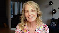 Helen Hunt talks about series 'Blindspotting'