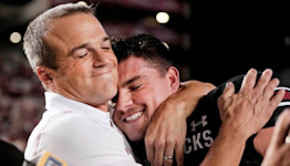 'Moments you dream of': How Zeb Noland steered USC to first SEC win of Beamer era