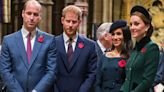 William and Kate are sending a secret message to Harry and Meghan, author says
