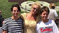Britney Spears Gives Rare Update On 2 Sons In Birthday Tribute: 'I'm So Incredibly Blessed'