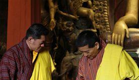 Bhutan's Adorable Dragon Prince Celebrates His Fourth Birthday — See the New Photos!