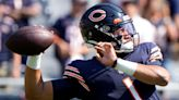 Bears' Justin Fields: I'd like to score more touchdowns