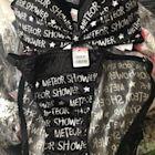 Aimer feel專櫃緞面絲質成套黑色白色字體C70內衣褲出清