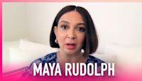 Maya Rudolph Addresses False Rumors That She's Vegan And Always Pregnant