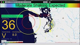 Northwest early earthquake warning network gets big boost from federal grant