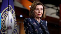 Pelosi calls Republican debt limit stance 'irresponsible beyond words'