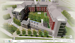 Creighton University Breaks Ground on new residence hall for first-year students