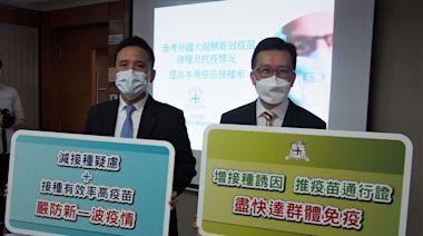 新冠疫苗|借鏡以色列 提高疫苗接種率 - 香港健康新聞 | 最新健康消息 | 都市健康快訊 - am730