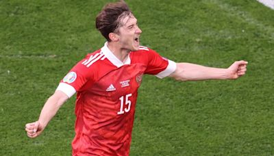 Russia up and running at Euro 2020 as Aleksei Miranchuk goal sinks Finland