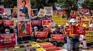 WorldView: New charge for deposed Myanmar leader; Australia and New Zealand cities end lockdowns