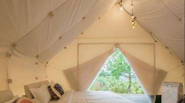 首露就愛上!遠離城市、遇見自己,來趟浪漫高海拔新竹露營!