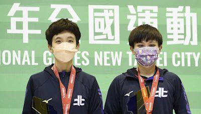明與林昀儒混雙登場 鄭怡靜:當成世錦賽去打