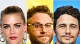 Busy Philipps weighs in on Seth Rogen split from James Franco following misconduct allegations