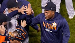 Astros' Valdez to start Game 1 of World Series vs Braves