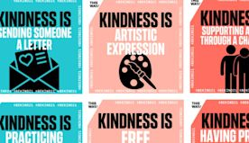 Lady Gaga's Born This Way Foundation Launches #BeKind21 Campaign to Encourage Kindness