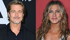 Brad Pitt to Join Jennifer Aniston, Jimmy Kimmel and More for 'Fast Times' Virtual Table Read