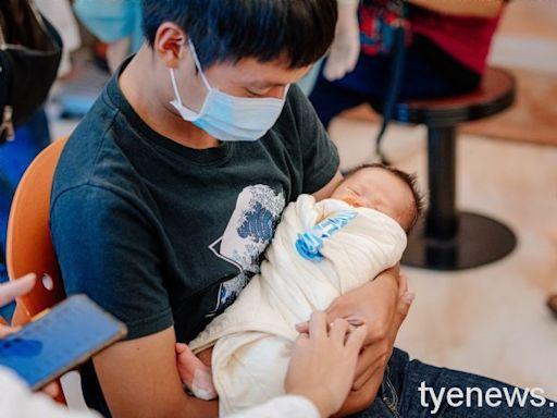 桃市孕媽咪接種第2劑莫德納 鄭文燦:疫苗絕對充足 | 蕃新聞