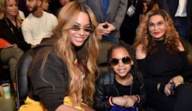 Beyoncé's daughter Blue Ivy showcases epic makeup skills with latest look