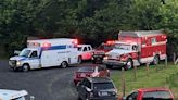 3 dead, 2 people missing after going over steep dam while tubing along North Carolina river