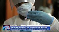 FDA issues vaccine warning