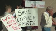 Almuni Fight To Bring Gopher Men's Sports Back