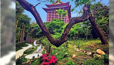 住房不到1%背後有洋蔥 圓山飯店用「密道」打開國旅大門