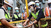 境管嚴格移工進不來 台電大潭電廠專案引進863名移工