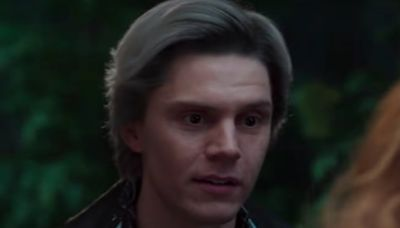 WandaVision creator explains why Evan Peters was cast as Pietro in Disney+ series