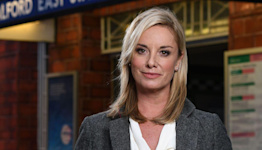 """EastEnders' Tamzin Outhwaite opens up about feeling """"shame"""" after experiencing miscarriages"""