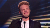 'American Idol' contestant Hunter Metts breaks down after lyric flub: 'I just wish I didn't mess up'