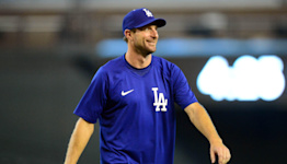 Opinion: Max Scherzer is in a pitcher's paradise with Dodgers and why would he want to leave?