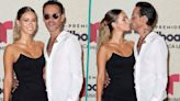 Marc Anthony Makes Red Carpet Debut With New Girlfriend For Billboard Latin Music Awards