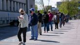 U.S. weekly jobless claims unexpectedly rise; labor market recovery on track
