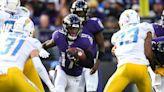 Ravens' RBs turn back the clock vs. Chargers' struggling run defense