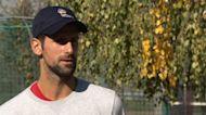 I regret U.S. Open and Roland Garros failures, says Djokovic