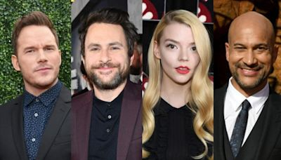 Chris Pratt, Charlie Day, Anya Taylor-Joy, Keegan-Michael Key to Star in 'Super Mario Bros' Animated Film