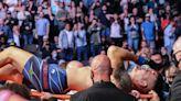 Chris Weidman reveals amputation fears after breaking leg at UFC 261