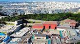 沖繩首里城奮起重振 建物遭火災燒毀將滿1年(影片)