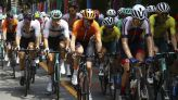 Olympics Latest: Cycling official sent home for racist slur