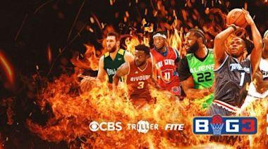 ELEVEN SPORTS》美國職業3對3 NBA傳奇球星齊聚一堂