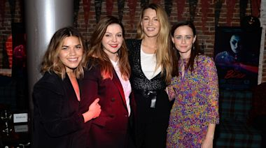 Amber Tamblyn Reveals Which 'Sisterhood of the Traveling Pants' Star Gets the Most Tipsy When They Hang Out