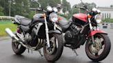 【試乘報告】250cc四缸街車榮光!「HORNET 250/BALIUS II」