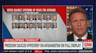 Chris Cuomo calls out Republicans in Congress for hypocrisy regarding Afghan refugees