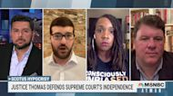 Supreme Court Justices criticize media, defend Court's independence