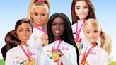 就是少了黃皮膚、黑眼睛、黑頭髮的那一款...美泰兒力推東京奧運芭比,五款娃娃獨缺亞洲形象